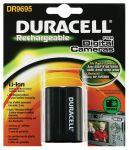 Porovnání ceny Duracell Baterie do fotoaparátu Sony a (alpha) DSLR-A100H/A100H/a200/a300/a350/A450/a700/Alpha A700/Alpha A900/Alpha DSLR-A560, 1400mAh, 7.4V, DR9695, blistr