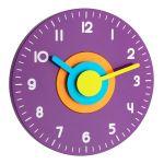 Porovnání ceny TFA Dostmann Nástěnné hodiny fialové TFA 60.3015.11 POLO