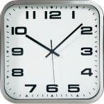Porovnání ceny TFA Dostmann Čtvercové nástěnné hodiny TFA 60.3013 - 300 x 300 mm