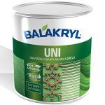Porovnání ceny Balakryl Uni SATIN 2,5 kg - černá