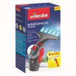 Porovnání ceny Freudenberg Home and Cleaning Solutions s.r.o. VILEDA Windomatic Elektrický vysavač na okna s extra sacím výkonem Kompletní set
