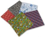Porovnání ceny Folia - Max Bringmann Origami papír Ornamental 80 g/m2 - 20 x 20 cm, 50 archů