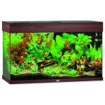 Porovnání ceny Akvárium set JUWEL Rio LED 125 tmavě hnědé 125l