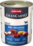 Porovnání ceny Animonda GRANCARNO konz. ADULT úhoř/brambor 800g
