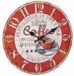 Porovnání ceny TFA Dostmann Vintage hodiny, Coffee TFA 60.3045.12
