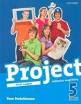 Porovnat ceny Oxford University Press Project the Third Edition 5 Student´s Book CZ
