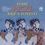Porovnat ceny neuveden E. Petiška - Staré řecké báje a pověsti 5CD (čte T. Medvecká, Fr. Němec a P.Pelzer)
