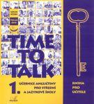 Porovnat ceny Tomáš Gráf; Sarah Peters Time to Talk 1. Kniha pro učitele
