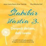 Porovnat ceny Baričák, Pavel Hirax CD-Šlabikár šťastia 3. (audiokniha)