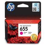 Porovnání ceny HP 655 purpurová inkoustová kazeta, CZ111AE