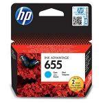 Porovnání ceny HP 655 azurová inkoustová kazeta, CZ110AE