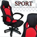 Porovnat ceny HW SPORT kancelárska stolička kreslo KA-D01