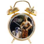 Porovnání ceny PRIME Star Wars C-3PO and R2-D2 Twinbell Alarm Clock