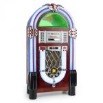 Porovnání ceny Auna Graceland TT, jukebox, bluetooth, phono, CD, USB, SD, MP3, AUX, FM (BX-Graceland TT)