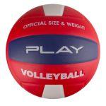 Porovnání ceny Spokey Play II Volejbalový míč červený 837404