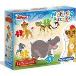 Porovnání ceny Clementoni Disney Lion Guard Puzzle 3+6+9+12