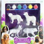 Porovnání ceny Lamps Malování psi