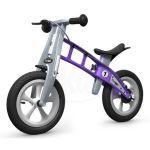 Porovnání ceny First Bike Odrážedlo Street violet s brzdou