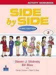 Porovnat ceny Molinsky Steven J. Side by Side 2 Activity Workbook 2