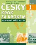 Porovnat ceny Lída Holá; Petra Bulejčíková; Silvie Převrátilová Česky krok za krokem 1. Pracovní sešit: Lekce 13–24