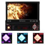 Porovnání ceny Auna MVD-200, autorádio, DVD přehrávač, bluetooth (TC14-MVD-200)