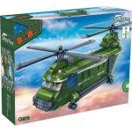 Porovnání ceny BanBao Armáda 8852 Vojenský vrtulník