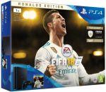 Porovnání ceny Sony PlayStation 4 Slim 1TB + FIFA 18 Ronaldo Edition + PS Plus