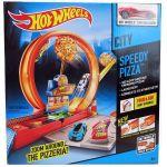 Porovnání ceny Hot Wheels Klasická hrací sada - Rychlá pizza