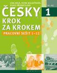 Porovnat ceny Nakladatelství Akropolis Česky krok za krokem 1. - Pracovní sešit Lekce 1–12