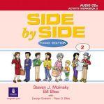 Porovnat ceny Molinsky Steven J. Side by Side 2 Activity Workbook 2 Audio CD (2)