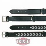 Porovnání ceny Trixie Obojek ACTIVE kožený (ML) 42-48 cm / 25 mm