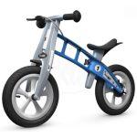 Porovnání ceny First Bike Odrážedlo Street light blue s brzdou