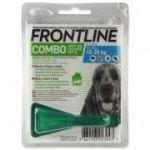 Porovnání ceny Frontline COMBO Spot-on Dog M 1x1,34ml (10-20kg)