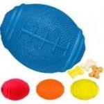 Porovnání ceny Trixie Rugby snack míč na pamlsky přírodní guma 10 cm