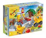 Porovnání ceny BanBao stavebnice Construction Young Ones staveniště 41ks + 2 figurky