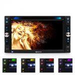 Porovnání ceny Auna Moniceiver MVD-481, DVD, CD, MP3, USB, SD, HD, 6,2'' (TC9-MVD-481)