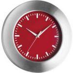 Porovnání ceny Quartz nástěnné hodiny TFA 98.1048.05, Ø 30 cm, hliník (kartáčovaný)