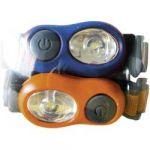 Porovnání ceny Dětská LED čelovka Energizer HDL2BUI 629030, na baterii, 34 g, sada 2 ks, modrá, oranžová