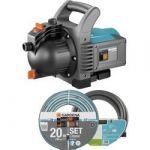 Porovnání ceny Zahradní čerpadlo GARDENA 3500/4, 3600 l/h, 41 m, 800 W