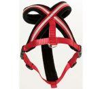 Porovnání ceny The Company of Animals Postroj nylon Comfy červeno/černý The Company 3 X Small