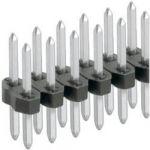 Porovnání ceny Fischer Elektronik Pinová lišta pájecí Fischer El. SLY 2/104/100/G, 2 mm, 10,4 x 3 x 5,9 mm