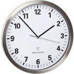 Porovnání ceny DCF nástěnné hodiny TFA 60.3523.02, (Ø x h) 30,5 x 4,3 cm, nerezová ocel