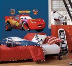 Porovnání ceny RoomMates Lightning McQueen. Samolepky Disney Cars.