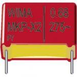 Porovnání ceny Fóliový kondenzátor MKP Wima MKP 10 2,2uF 10% 1000V RM37,5 radiální, 2.2 µF, 1000 V/DC,10 %, 37.5 mm, (d x š x v) 41.5 x 31 x 46 mm, 1 ks