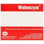 Porovnání ceny Wobenzym 40 tablet