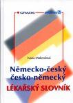 Porovnat ceny Ivana Mokrošová Německo-český, česko-německý lékařský slovník