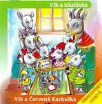 Porovnat ceny B.M.S.,Bohemian Music Service s.r.o. Vlk a kůzlátka, Vlk a Červená Karkulka - CD