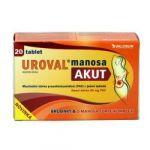 Porovnání ceny Walmark Uroval manosa AKUT 20 tablet