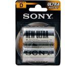 Porovnání ceny SONY Baterie SUM1NUB2A, 2ks R20/D ULTRA