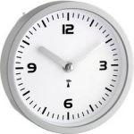 Porovnání ceny DCF nástěnné hodiny TFA 60.3502, Ø 16.5 cm, stříbrná